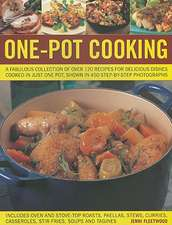 One-Pot Cooking:  Delicious Pasta and Noodle Dishes for the Discerning Vegetarian Cooks