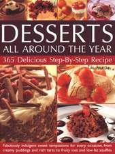 Desserts All Around the Year
