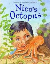 Pitcher, C: Nico's Octopus