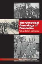 Genocidal Genealogy of Francoism: Violence, Memory & Impunity