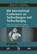 8th International Conference on Turbochargers and Turbocharging