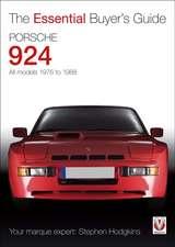 Porsche 924:  All Models 1976 to 1988