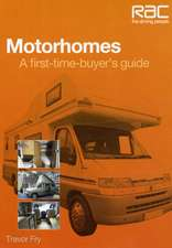 Motorhomes:  A First-Time-Buyer's Guide