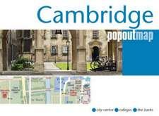 Cambridge PopOut Map