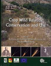 Crop Wild Relative Conservation and Use