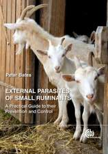 External Parasites of Small Ruminants