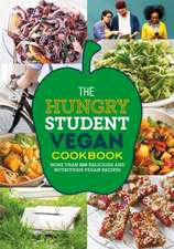 Hungry Student Vegan Cookbook