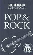 Little Black Songbook: Pop & Rock