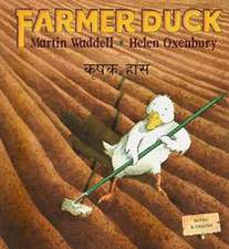 Farmer Duck in Nepali and English