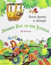 Sports Day in the Jungle Polish & English