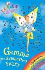 Meadows, D: Rainbow Magic: Gemma the Gymnastic Fairy