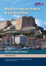 Heikell, R: Mediterranean France and Corsica Pilot