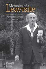 Memoirs of a Leavisite: The Decline and Fall of Cambridge English