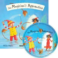 The Magician's Apprentice [With CD (Audio)]:  The Little Mouse, the Red Ripe Strawberry, and
