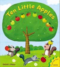 Ten Little Apples