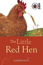 The Little Red Hen: Ladybird Tales