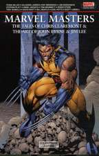 Marvel Masters: Claremont, Byrne And Lee Collectors' Edition Slipcase: Three Book Set
