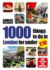 Time Out 1000 Things to Do in London for Under 10:  Amsterdam