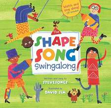 The Shape Song Swingalong [With CD (Audio)]:  Chapter Book