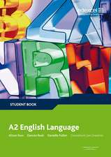 Edexcel A2 English Language Student Book