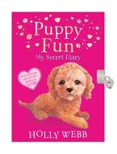 Puppy Fun: My Secret Diary