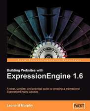 Building Websites with Expressionengine 1.6