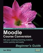Moodle Course Conversion