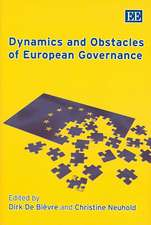 Dynamics and Obstacles of European Governance
