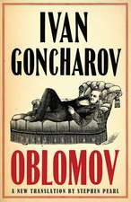 Oblomov: New Translation