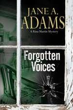 Forgotten Voices:  A Rina Martin British Mystery