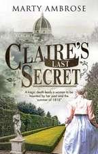 Claire's Last Secret