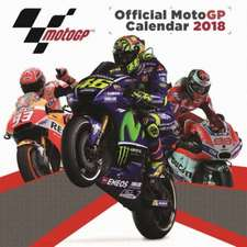 2018 MOTOGP Official Calendar