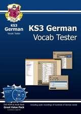 KS3 German Vocab Tester