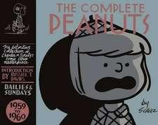 Schulz, C: The Complete Peanuts 1959-1960