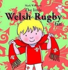The Little Welsh Rugby Fan