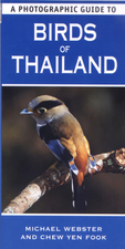Webster, M: A Photographic Guide to Birds of Thailand