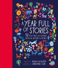 McAllister, A: A Year Full of Stories