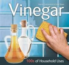 Vinegar: 100s of Household Uses