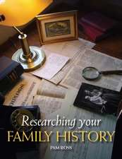 Researching Your Family History:  An Angler's Guide to Successful Fly Patterns