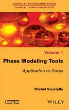 Phase Modeling Tools: Applications to Gases
