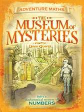 The Maths Quest: The Museum of Mysteries