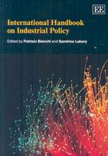 International Handbook on Industrial Policy