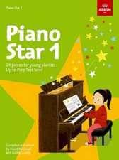Piano Star, Book 1