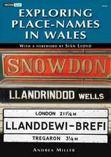 Exploring Place-names in Wales