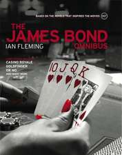 The James Bond Omnibus, Volume 001:  An Insider's Guide to the Award-Winning Show