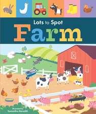 Lots to Spot: Farm