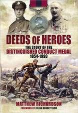 Deeds of Heroes