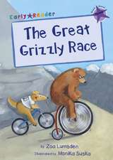 GREAT GRIZZLY RACE