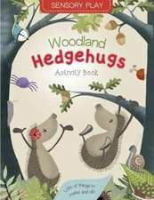 WOODLAND HEDGEHUGS ACTIVITY BOOK