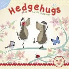Hedgehugs Wall Organiser 2018